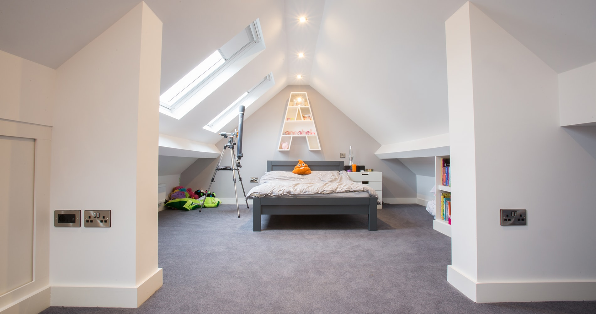 attic conversion costs  how much does an attic